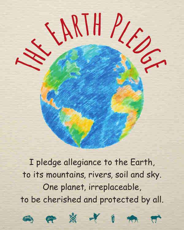 short essay on save the earth